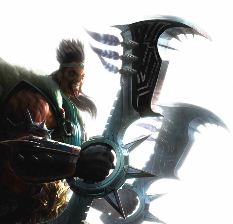 Draven League Of Legends Fan Art 1