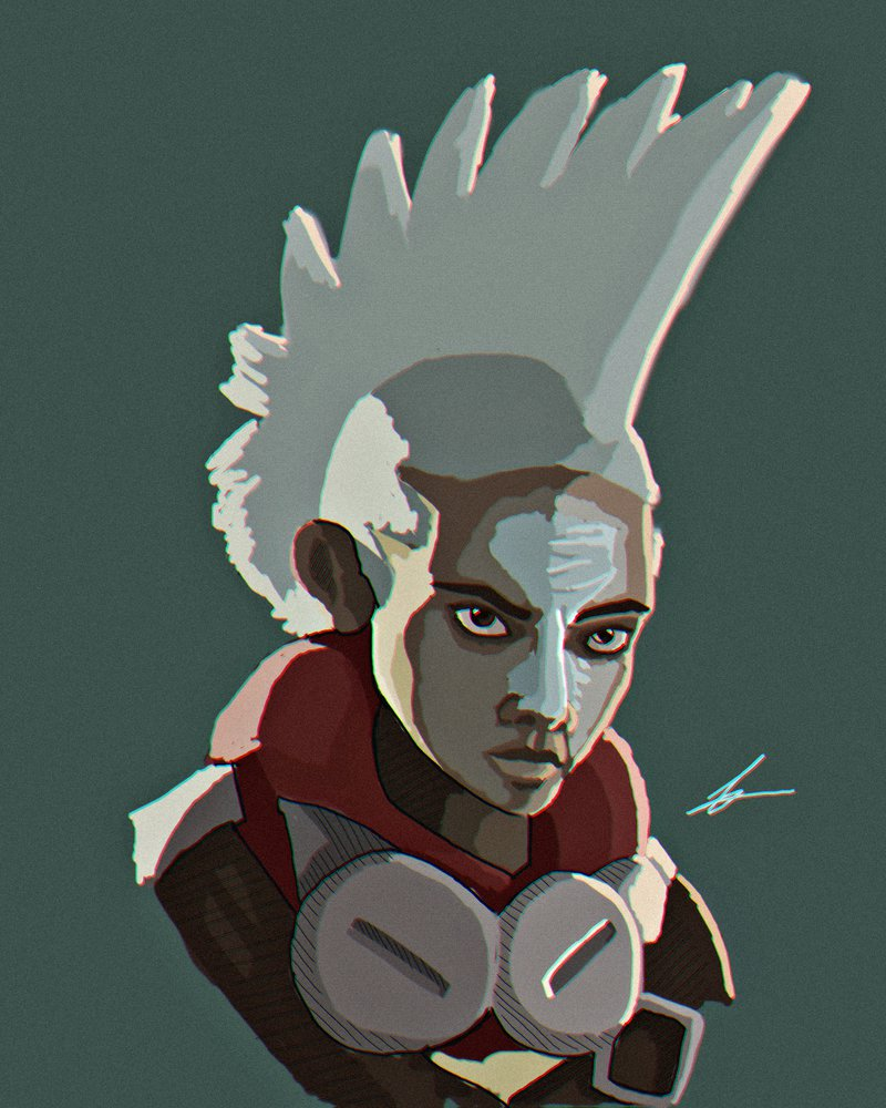 Ekko League Of Legends Fan Art 6