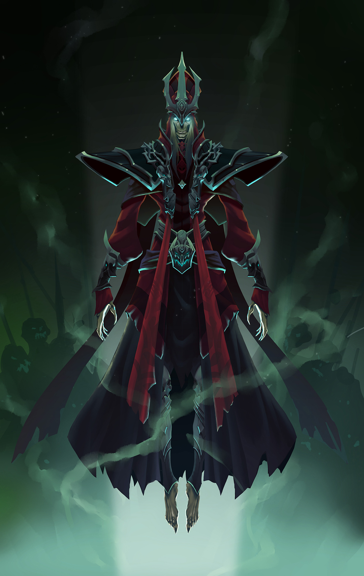 Karthus League Of Legends Fan Art 1