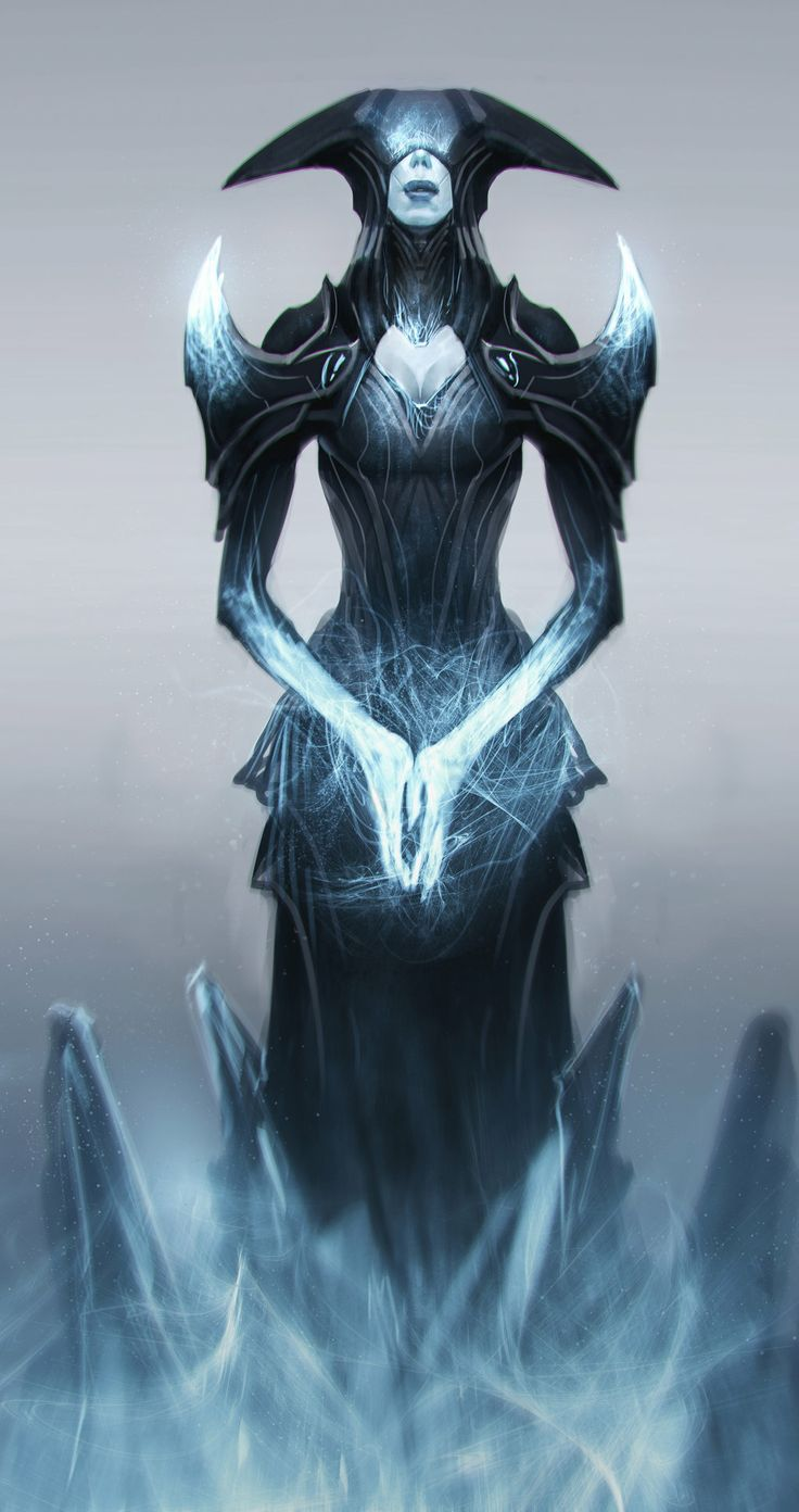 Lissandra League Of Legends Fan Art 1