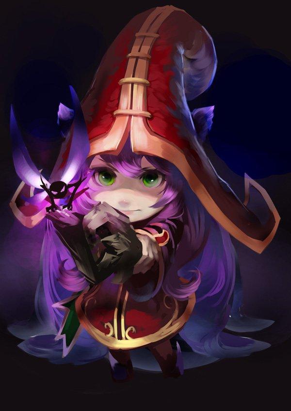 Lulu League Of Legends Fan Art 1