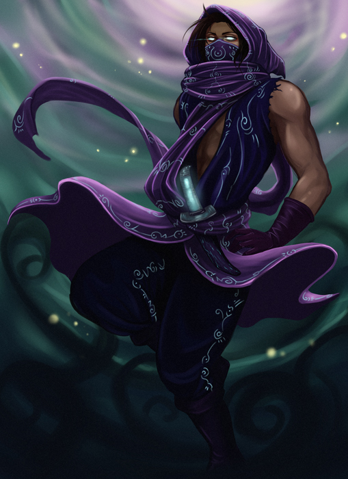 Malzahar League Of Legends Fan Art