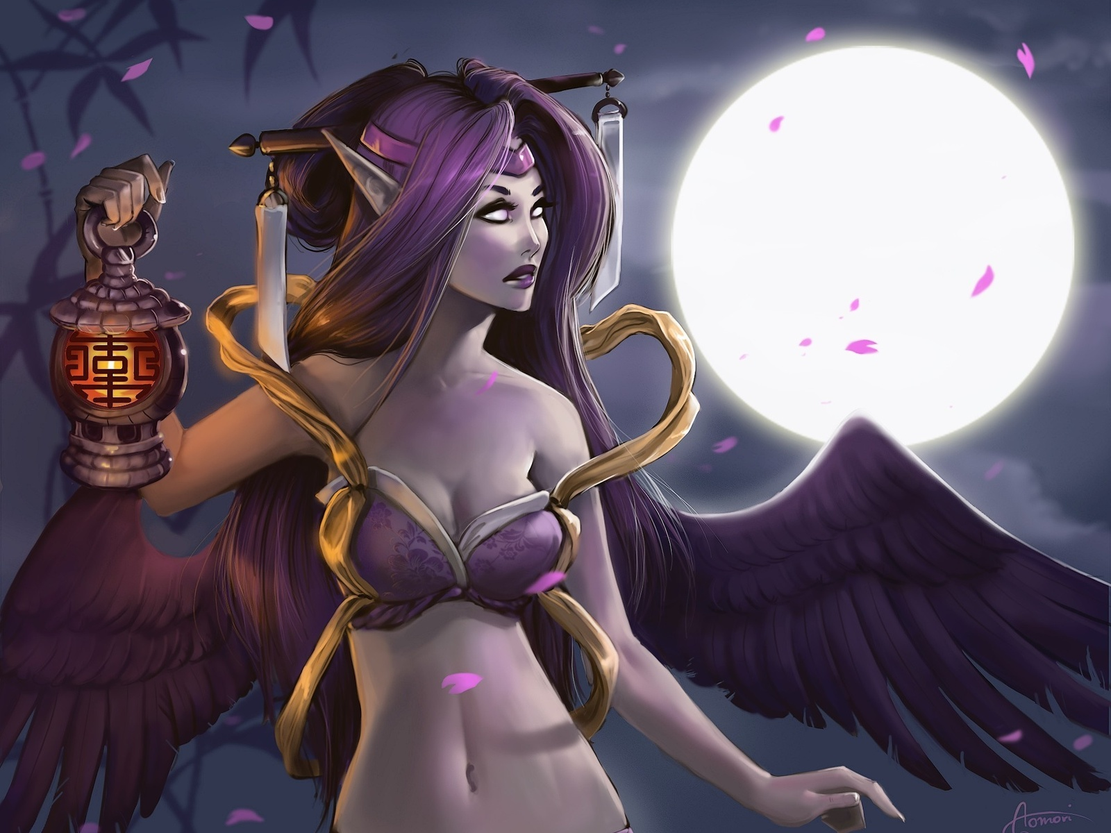 Morgana League Of Legends Fan Art
