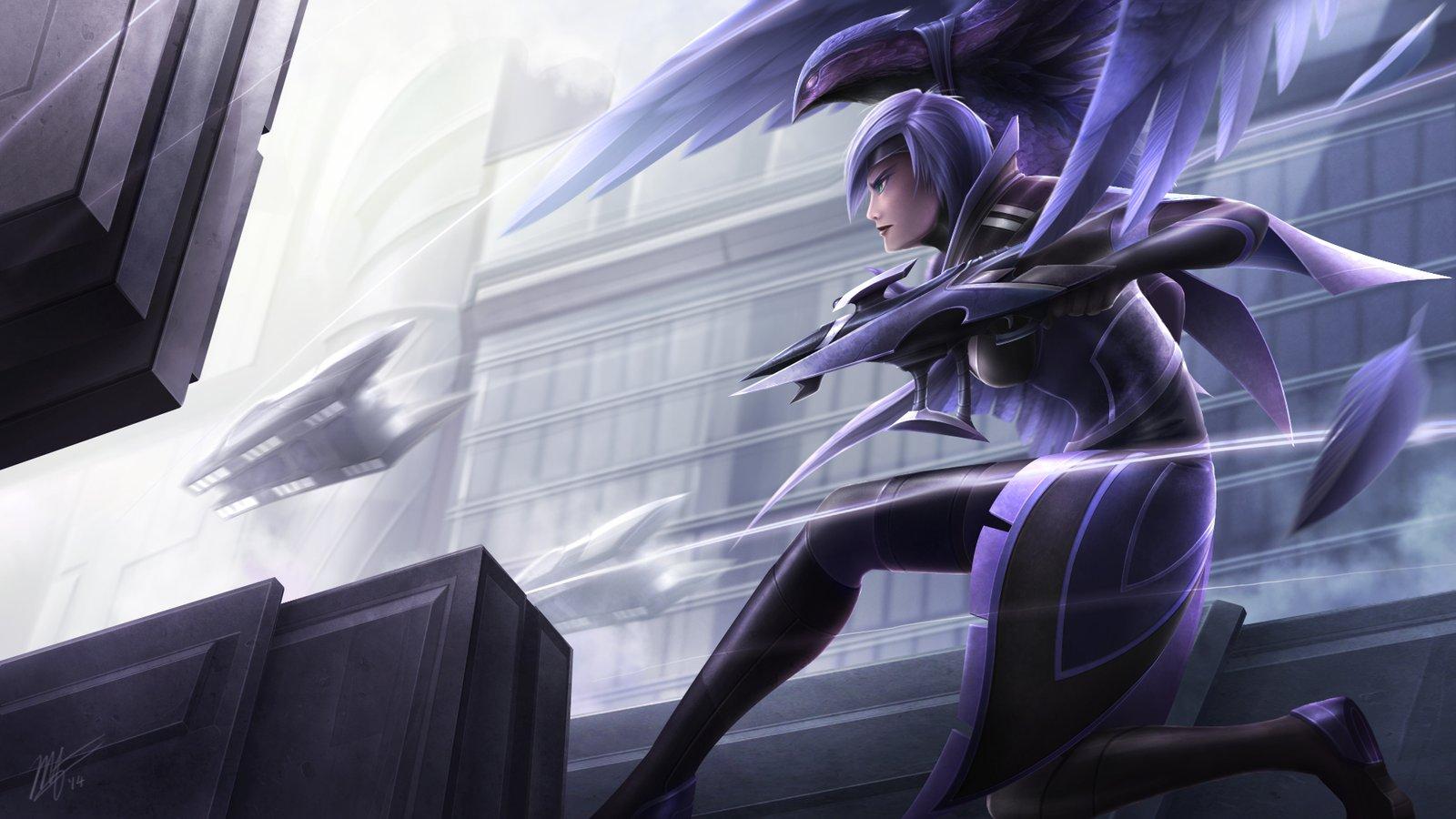 Quinn League Of Legends Fan Art 2