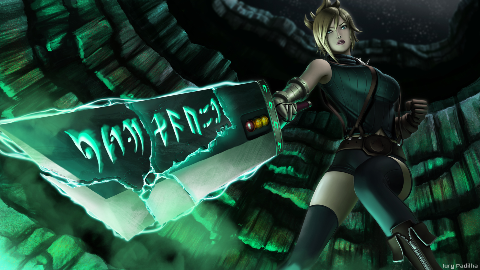 Soldier Riven League Of Legends Wallpapers HD 1920x1080
