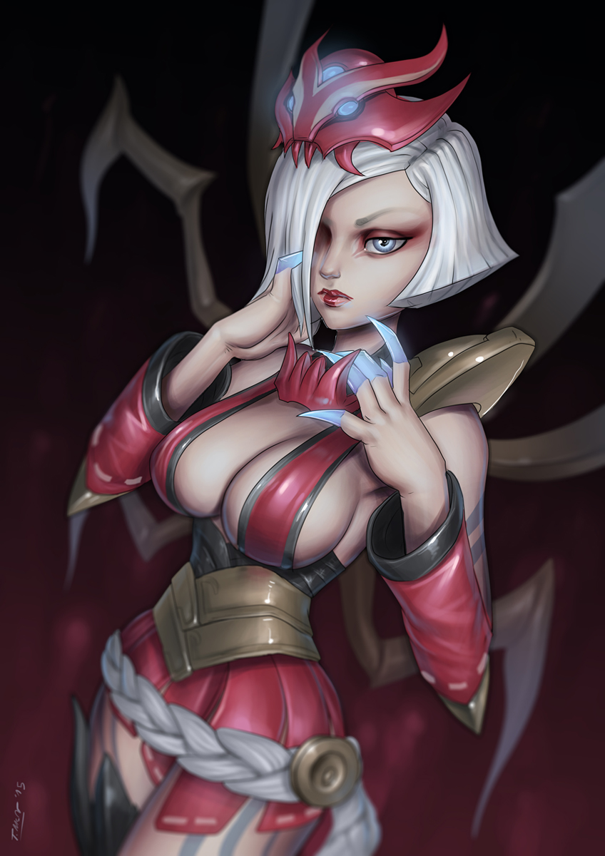 Blood Moon Elise