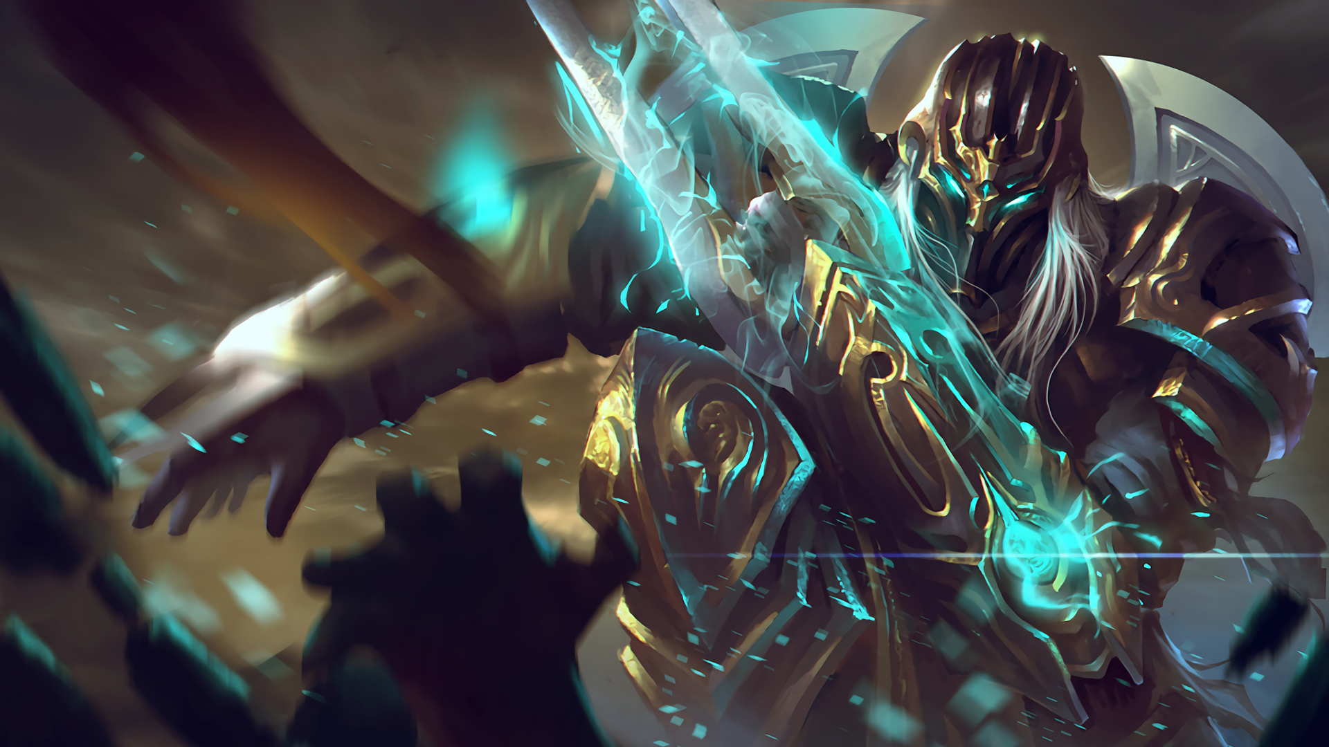 lol champions wallpaper master yi