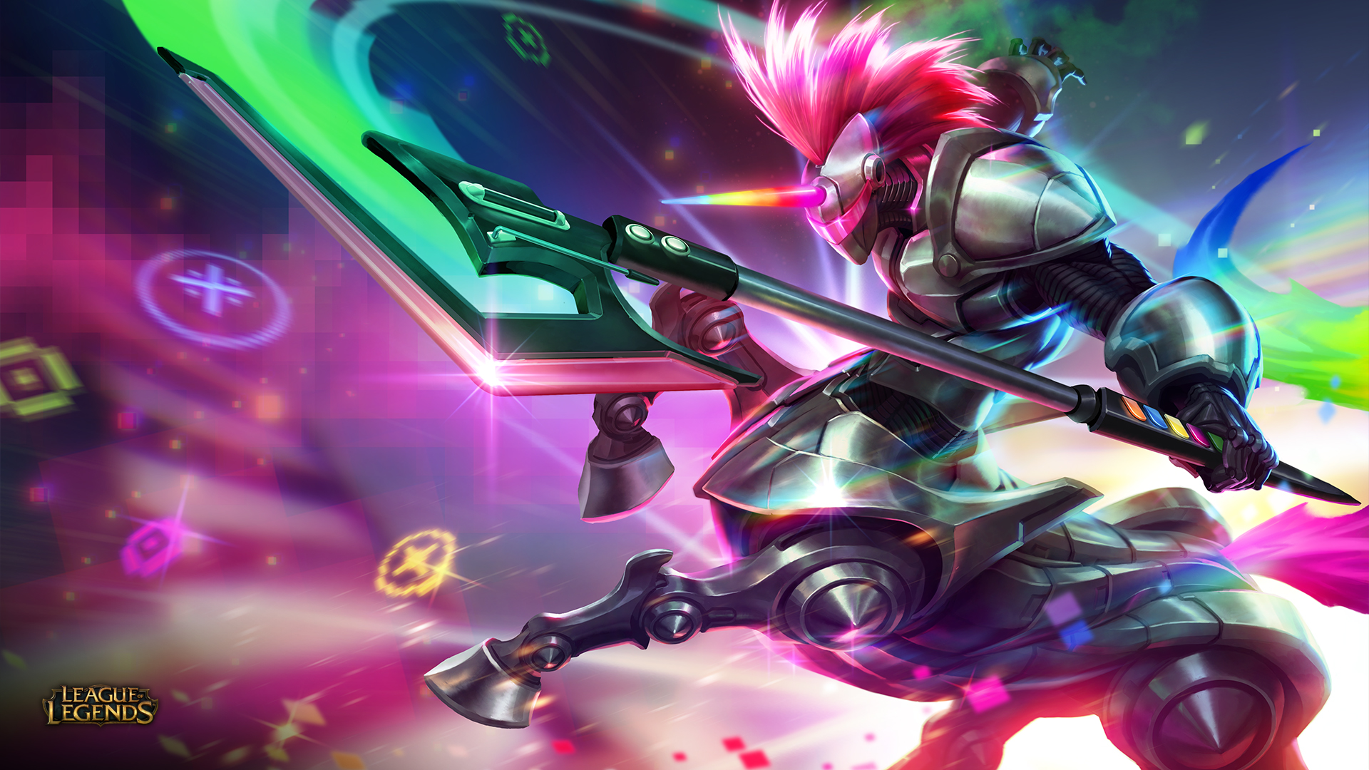 Arcade miss fortune league of legends - 1 9