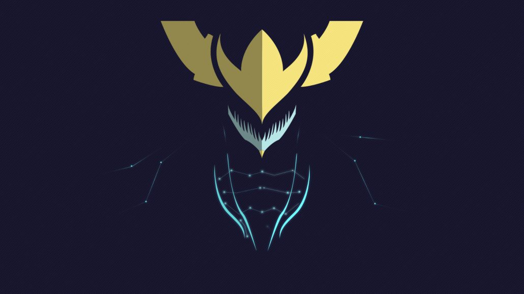 Aurelion Sol Minimalistic League Of Legends League Of