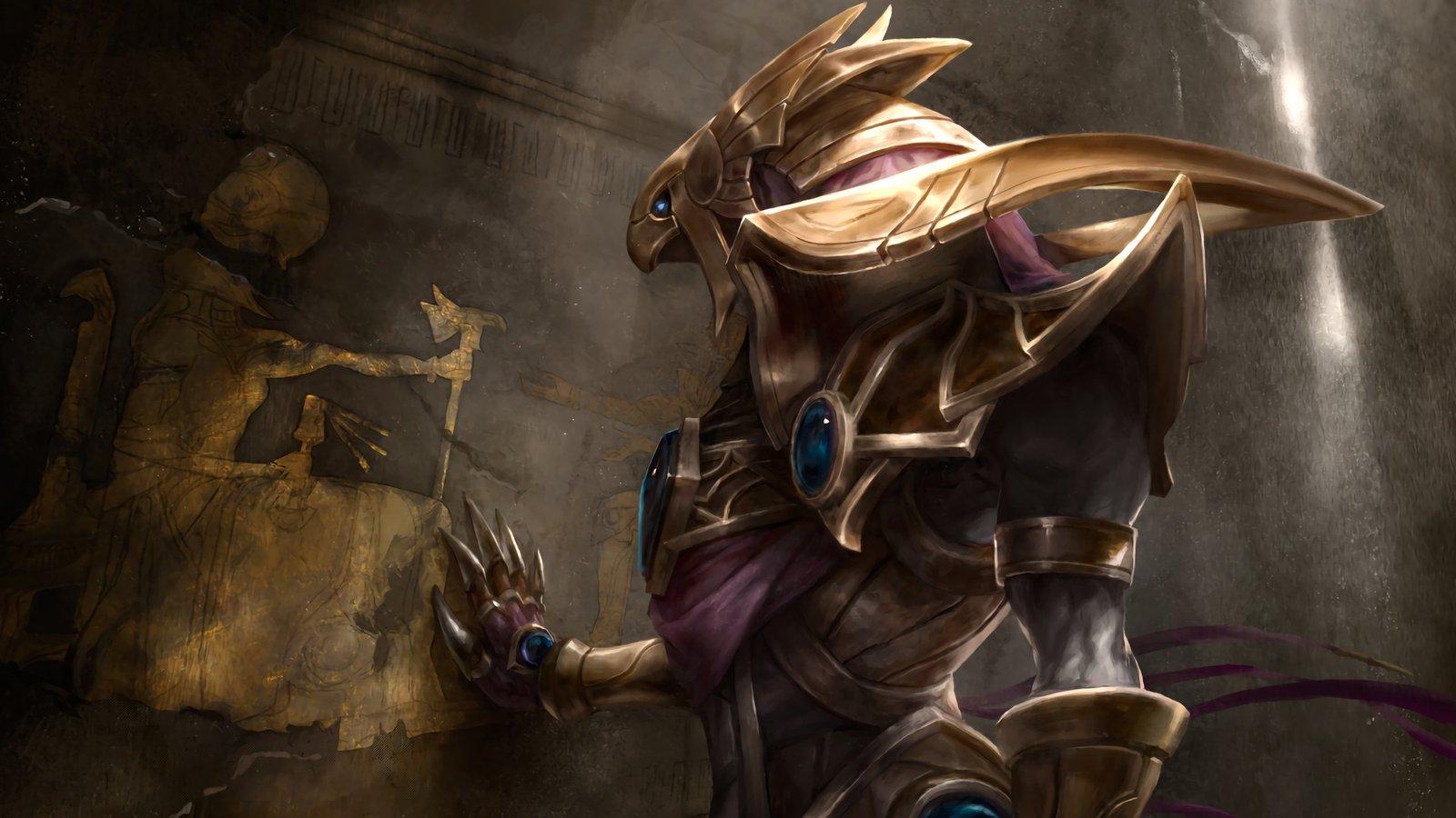 Azir League Of Legends Wallpapers HD 1920x1080 1