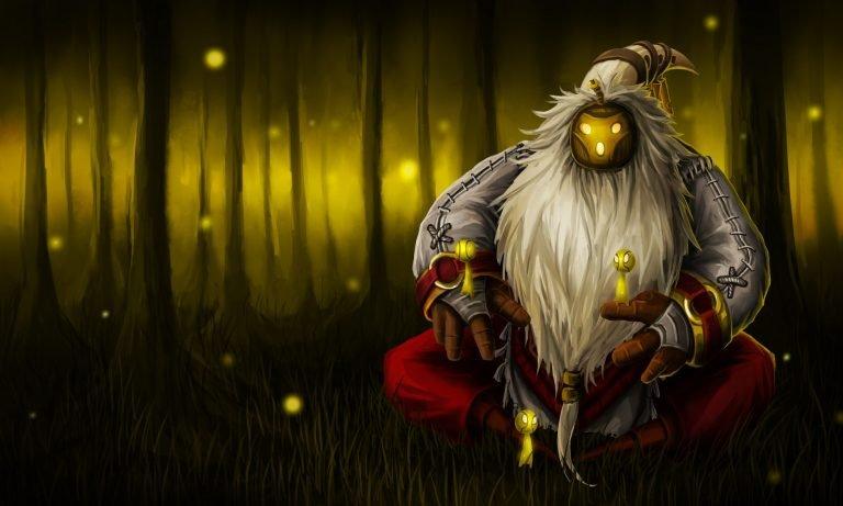 Le Don de se foutre dans la merde  Bard-League-Of-Legends-Fan-Art-1-768x461