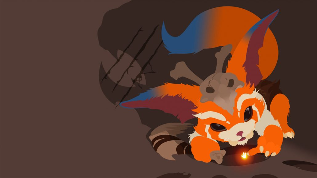 Gnar League Of Legends Wallpaper Hd 1920 215 1080 3 League Of
