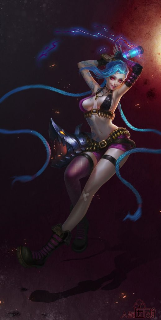 Vi Cosplay League Of Legends