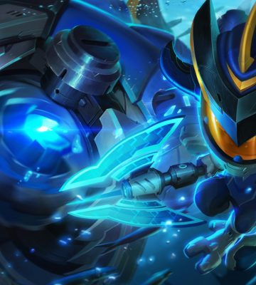 Temple Jax League Of Legends Wallpapers Hd Art Of Lol