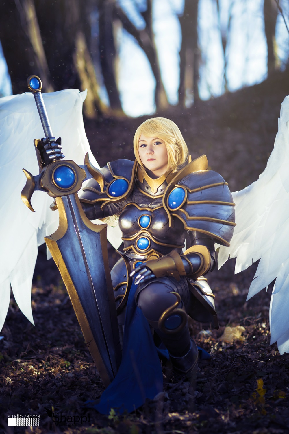 Battleborn Kayle by Shappi