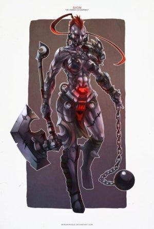 Female Sion