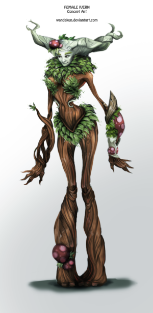 Female Ivern