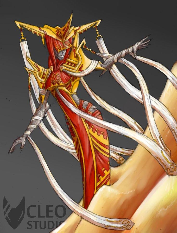 Lissandra League Of Legends Fan-Art | Art-of-LoL
