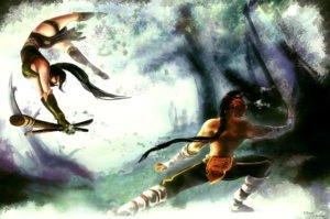 Akali vs Lee Sin