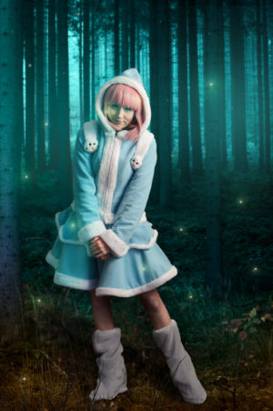 Annie frostfire cosplay by Nunnally