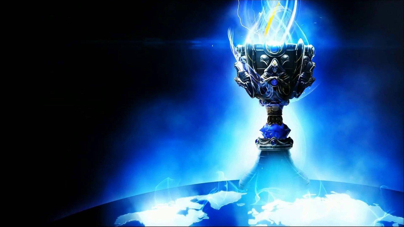 League Of Legends Champions Cup League Of Legends Wallpapers Art
