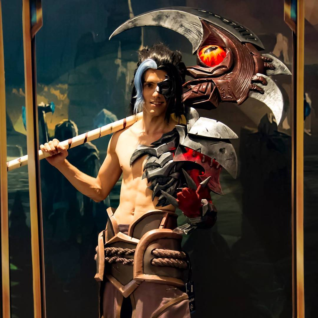 kayn league of legends cosplay