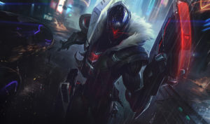 PROJECT Jhin Splash