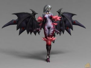 Female Aatrox