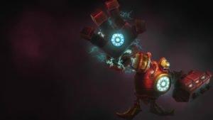 Iron Man Blitzcrank
