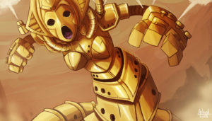 Female Blitzcrank