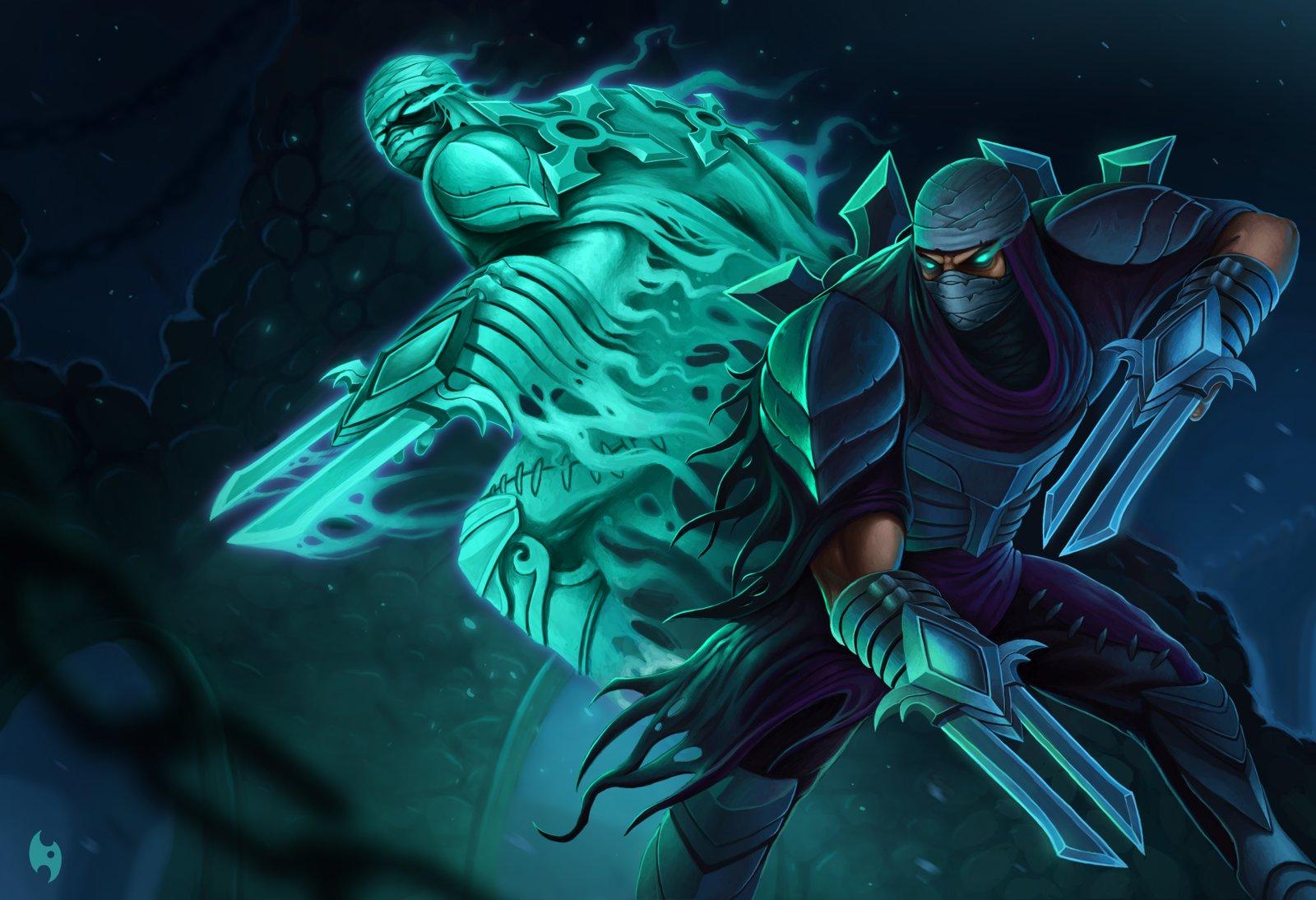 Zed League Of Legends Wallpapers
