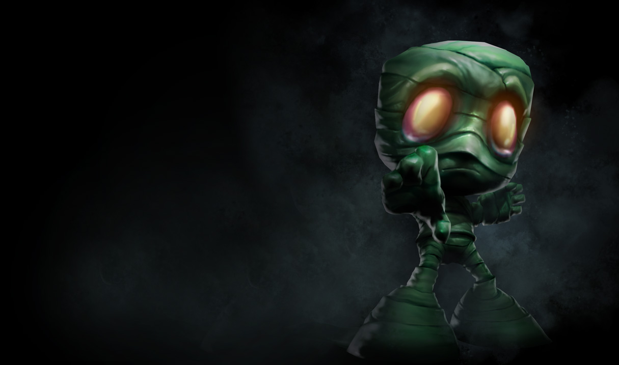 Amumu League Of Legends Fan Art Art Of Lol