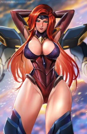 Sexy GG Miss Fortune